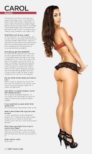 Spicy Magazine Sexy Latinas - screenshot thumbnail
