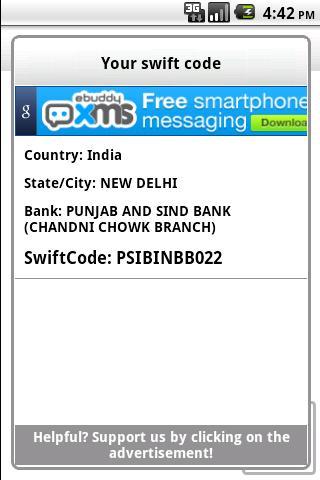 All Swift Codes- screenshot