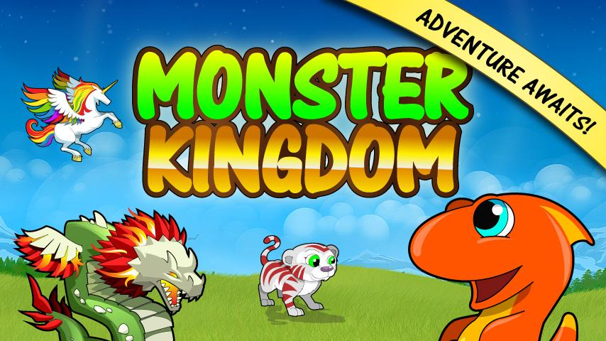 Monster Kingdom- screenshot