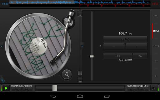 DJ Studio 5 - Free music mixer 5.4.0 screenshots 9