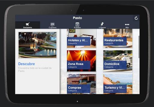 玩旅遊App|Pasto Ciudad Movil免費|APP試玩