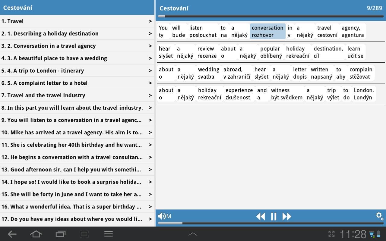 Angličtina PREMIUM - screenshot