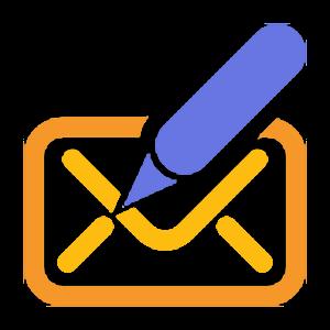 Email Writer for SmartWatch 通訊 App LOGO-硬是要APP