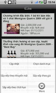 iMua - Vina Deal - screenshot thumbnail