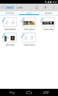 StoAmigo - screenshot thumbnail