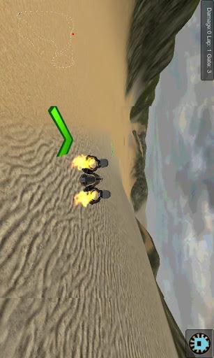 Hover Pod Racer 3D