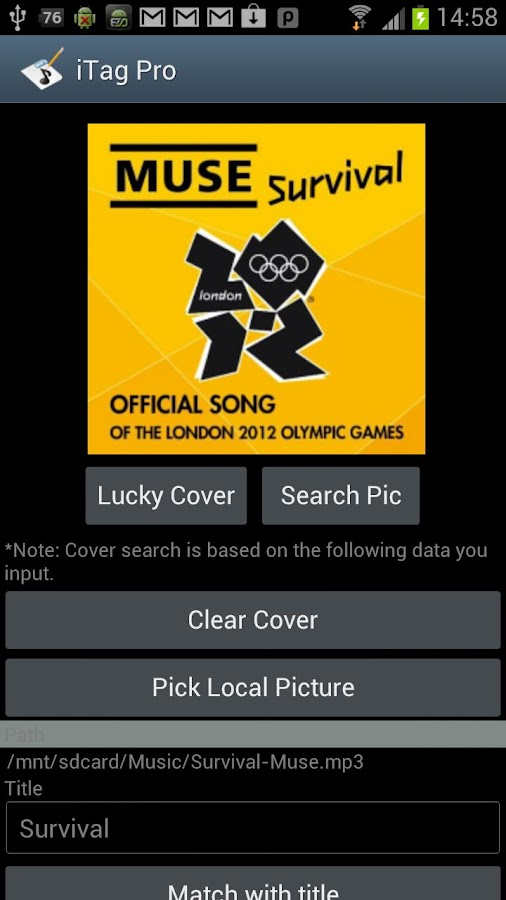 iTag Pro- screenshot