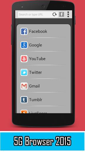 玩娛樂App|5G Browser 2015免費|APP試玩