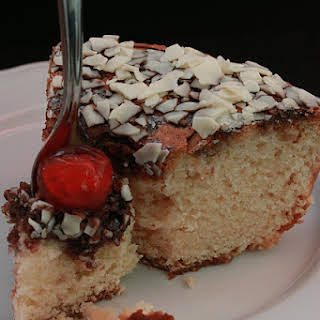 Ricotta Cheese Cake.