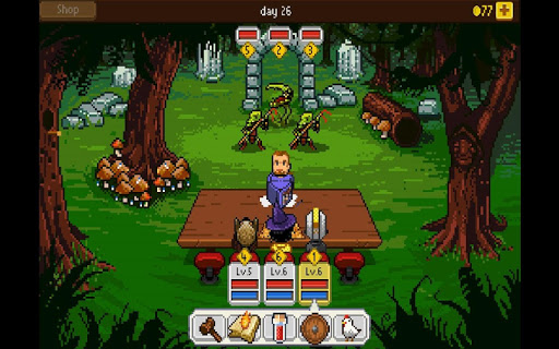 Download Knights of Pen & Paper +1 MOD APK 7