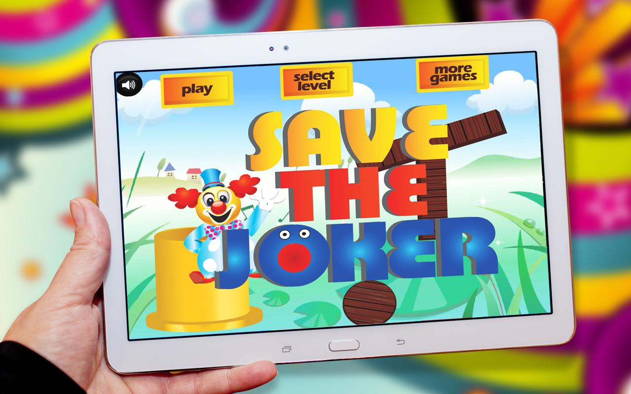 Save The Joker - screenshot