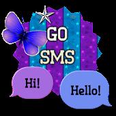 ButterflyStar/GO SMS THEME