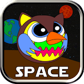 Free Angry Owl Space APK for Windows 8
