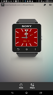 JJW Elegant II Watchface 1 SW2- screenshot thumbnail