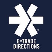 E*TRADE Directions