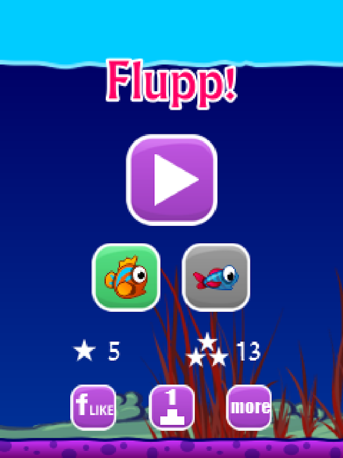 Flupp! - screenshot