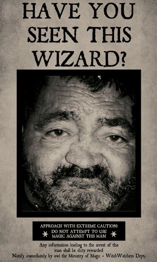 Wizard Wanted Poster Maker HD