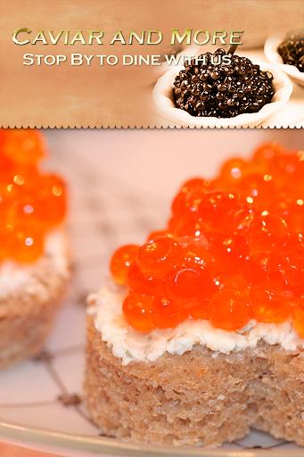 Caviar More