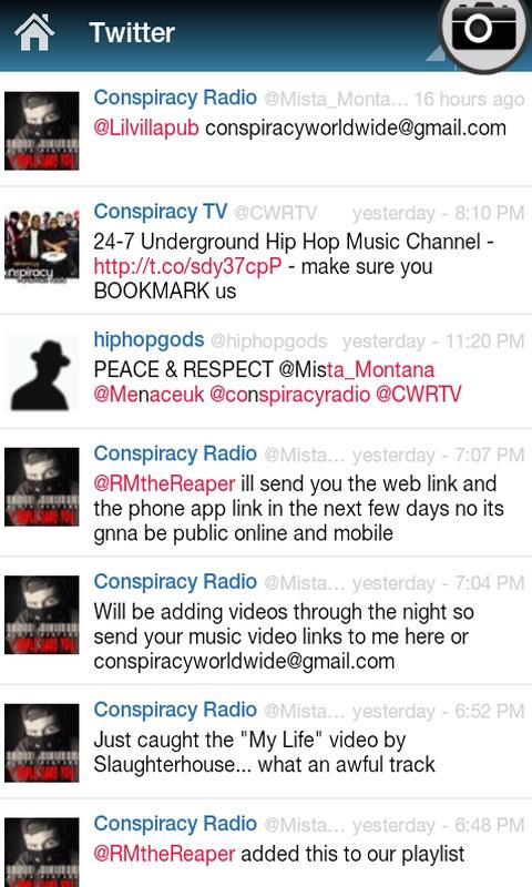 Mista Montana - Hip Hop App - screenshot
