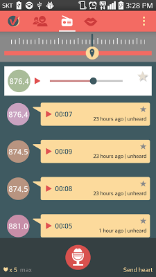 VOI - Voice Random Chat & Date - screenshot
