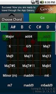 chords+ chord finder free- screenshot thumbnail