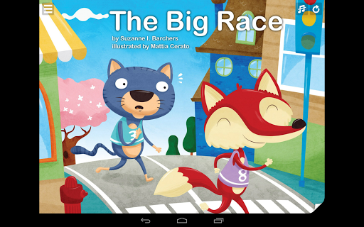 The Big Race - Red Chair Press