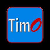 TimO ZeiterfassungTimeTracking
