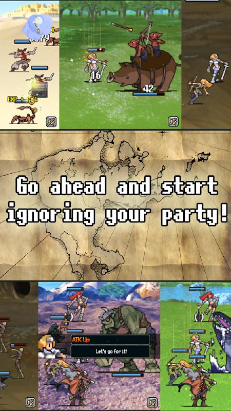 Automatic RPG screenshots