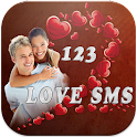123 Love Messages icon