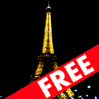 Paris Eiffel LIVE Wallpaper icon