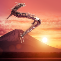 Rising Dragon Sunrise icon