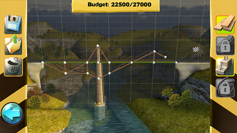 Bridge Constructor Screenshot 1