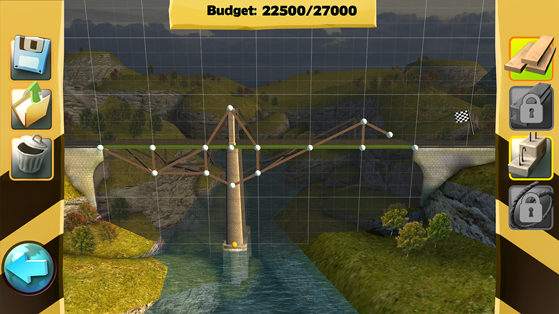 Bridge Constructor - screenshot