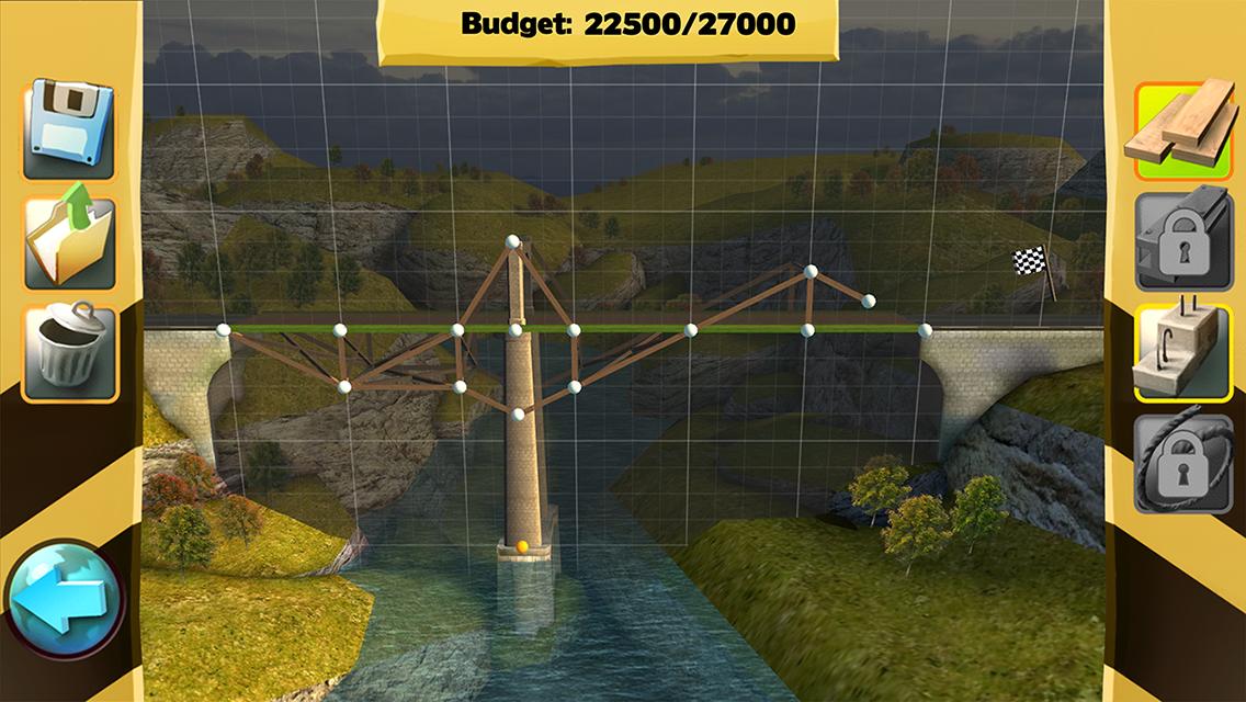 Bridge Constructor screenshot #1