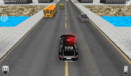 Police Car Racer 16 screenshots 11