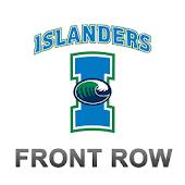 Islanders Front Row