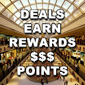 Deals Houston Earn RewardsCash logo