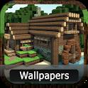 Wallpaper from MineCraft fan icon