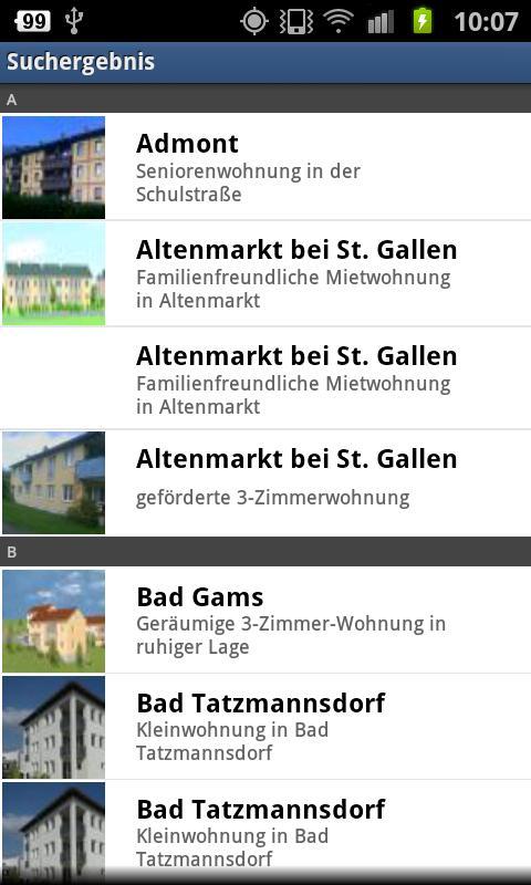 Wohnbaugruppe- screenshot