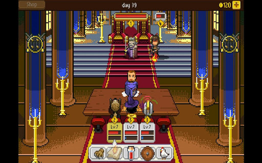 Download Knights of Pen & Paper +1 MOD APK 8