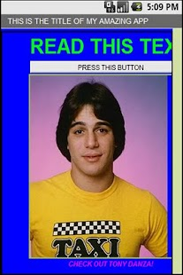 Cowboys & Tony Danza - screenshot thumbnail