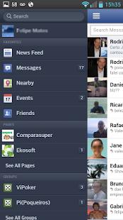 تحميل برنامج Messenger Lite لهواتف