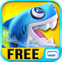 Shark Dash Free logo