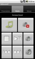 Screenshot of WMouseXP Presentation Remote