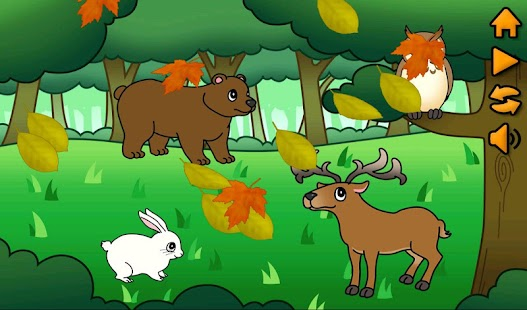 Animal Puzzle for Toddlers- screenshot thumbnail