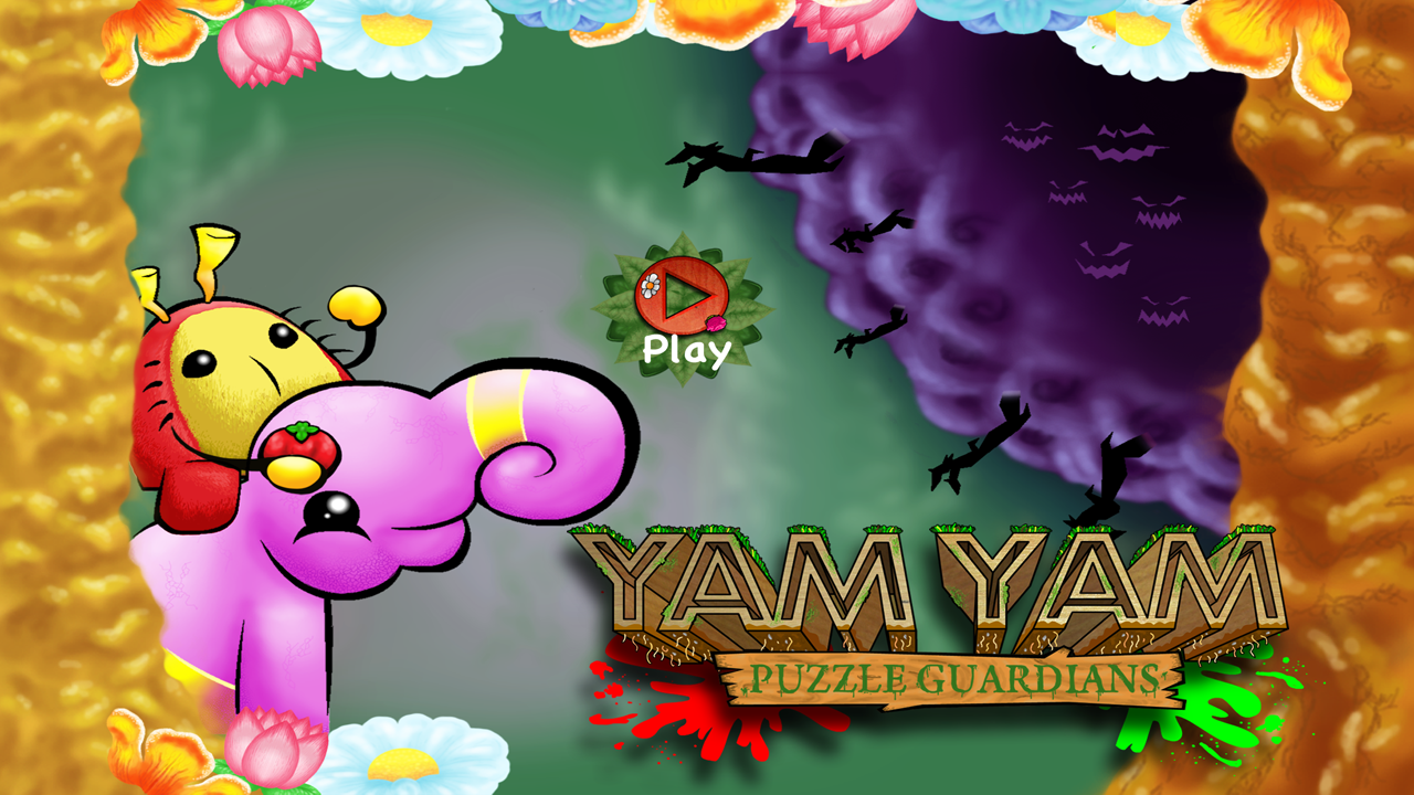 Yam Yam: Puzzle Guardians- screenshot