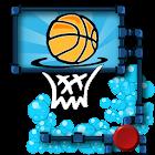 ウォーターバスケットボール icon