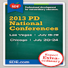SDE National Conferences 2013