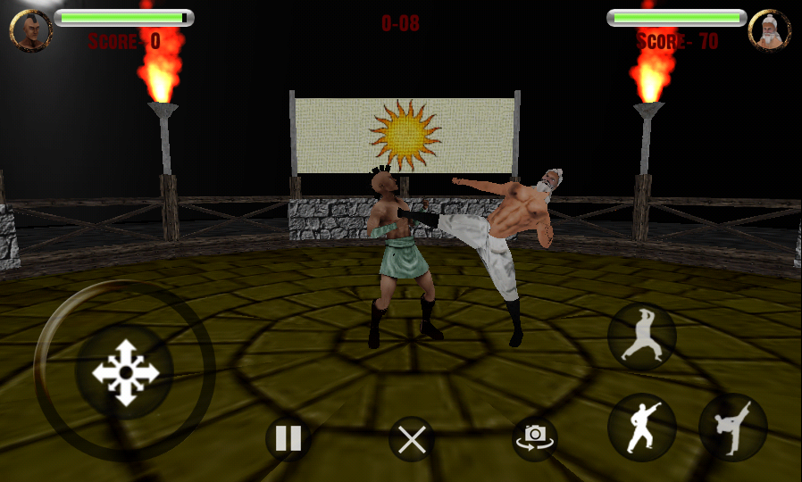 Fight For Glory 3D Combat Game - screenshot