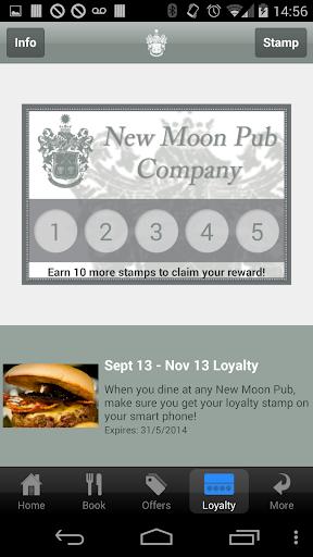 New Moon Pub